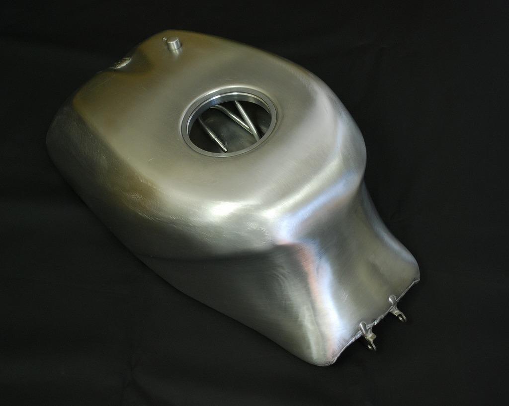 Ducati  Fuel Tank Aluminum