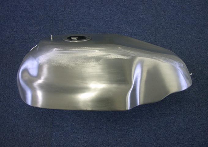 Ducati Mhr900 Aluminum Fuel Tank Imola Beater Japan
