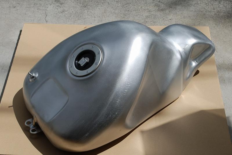 Honda Rvt1000r Rc51 Aluminum Fuel Tank Beater Japan