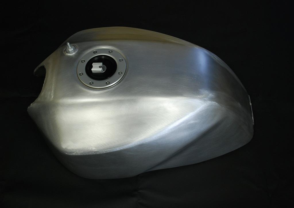 kawasaki zrx aluminum fuel tank beater japan aluminum tank